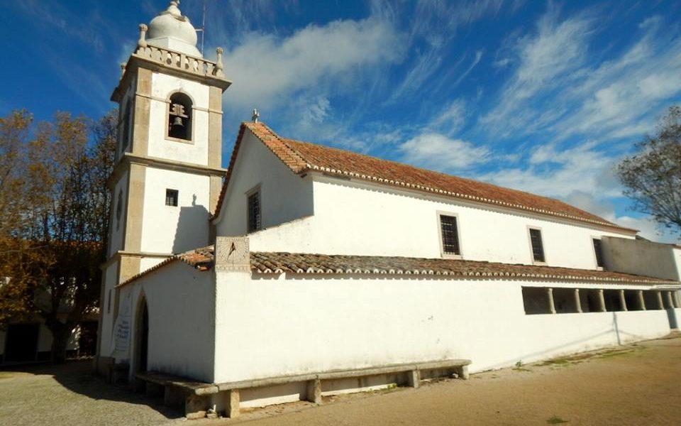 Igreja Paroquial de São João Baptista das Lampas