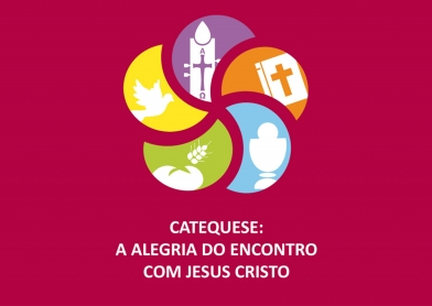 Catequese: a alegria do encontro com Jesus Cristo