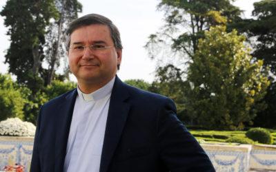D. Américo Aguiar, novo Bispo Auxiliar de Lisboa