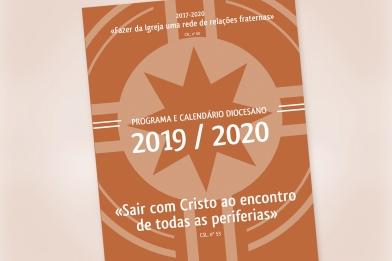 Mensagem – Programa Pastoral 2019-2020