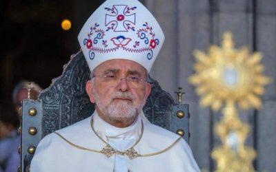 Igreja de luto pela morte do Bispo de Viana do Castelo