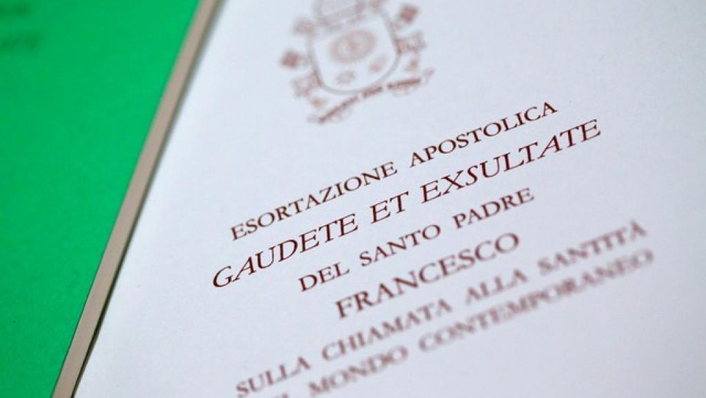 Papa Francisco publica a Exortação Apostólica «Gaudete et Exsultate»