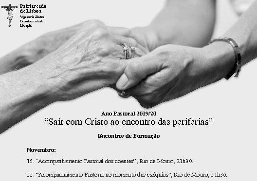 """""""Saír com Cristo ao encontro das periferias"""""""