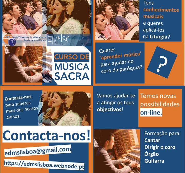 Curso de Música Sacra online