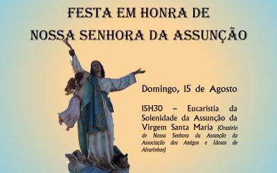 Festa em Honra de Nossa Senhora da Assunção