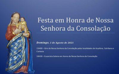 Festa em Honra de Nossa Senhora da Consolação